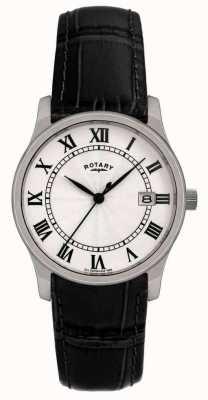 Rotary Mens reloj de cuarzo clásico GSI0792/21