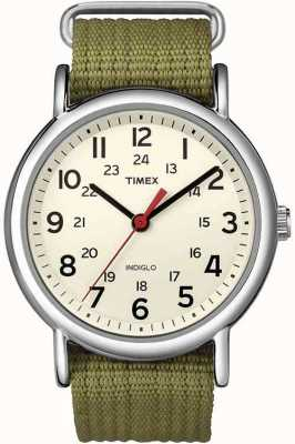 Timex Mens cuarzo analógico T2N651