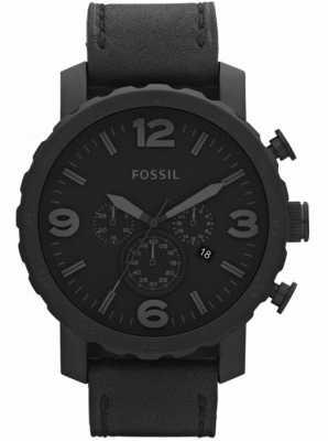 Fossil Caballero cronógrafo x-large reloj negro JR1354
