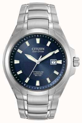 Citizen Caballeros de titanio BM7170-53L