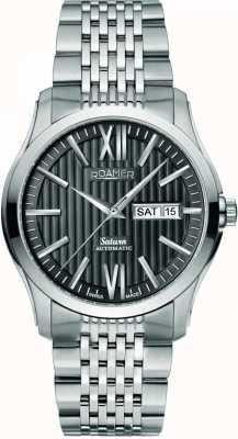 Roamer Reloj para hombre pulsera de acero inoxidable 941637415390