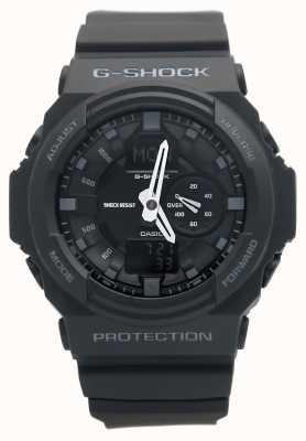 Casio Mens g-shock cronógrafo negro GA-150-1AER