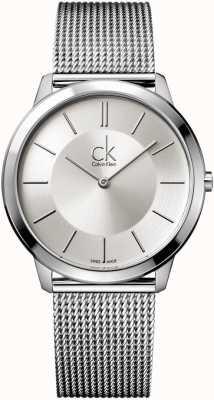 Calvin Klein Mens mínimo K3M21126