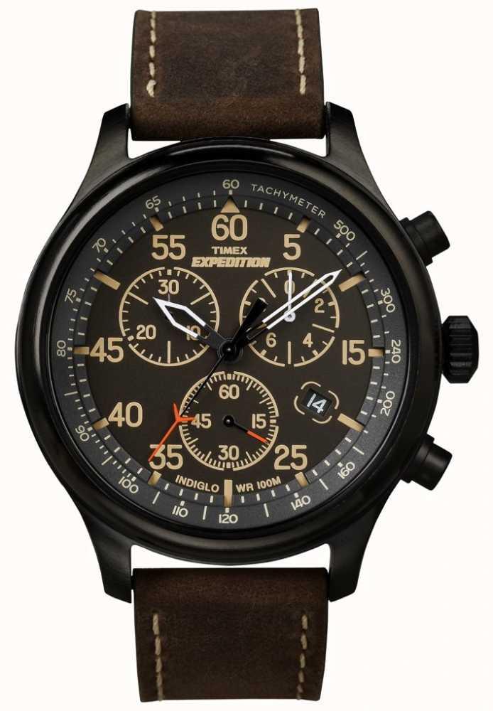 1ad97d6380c7 Timex Reloj Caballero Cronógrafo Expedición T49905 - First Class ...