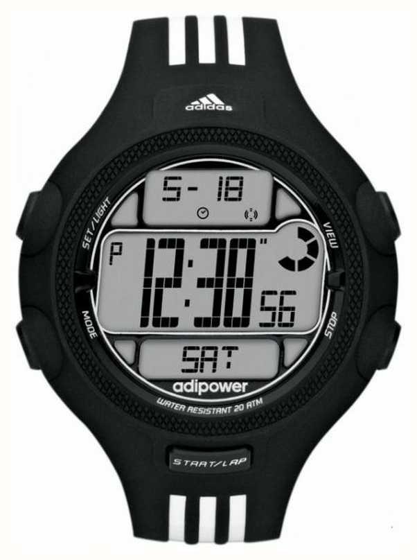 40259d31422a adidas Performance Adipower Reloj Cronógrafo Deportivo De Gante ...