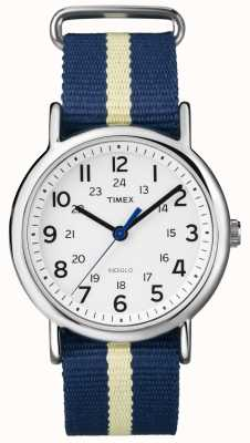 Timex Reloj weekender indiglo Unisex T2P142