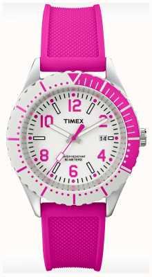 Timex Reloj deportivo moderno para mujer T2P005