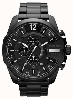 Diesel Mega jefe reloj cronógrafo de Gent DZ4283