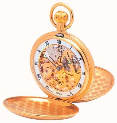 Woodford reloj de bolsillo de tapa doble 1014