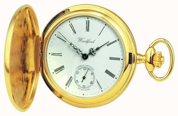 Woodford reloj de bolsillo Hunter 1016