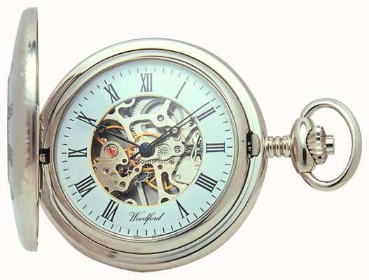 Woodford Reloj de bolsillo mecánico 1020