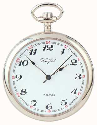 Woodford caballeros reloj de bolsillo 1023
