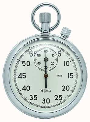 Woodford Chrome, esfera blanca, cronómetro mecánico 1041