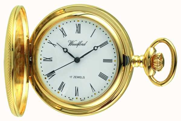 Woodford Para hombre reloj de bolsillo mecánico 1056