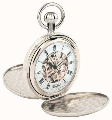 Woodford Reloj esquelético cazador completa 1062
