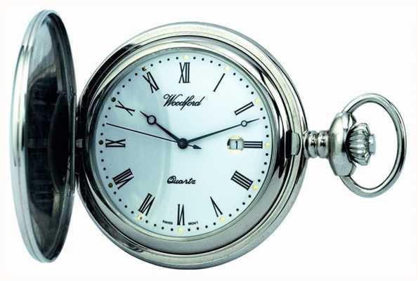 Woodford caballeros reloj de bolsillo 1206