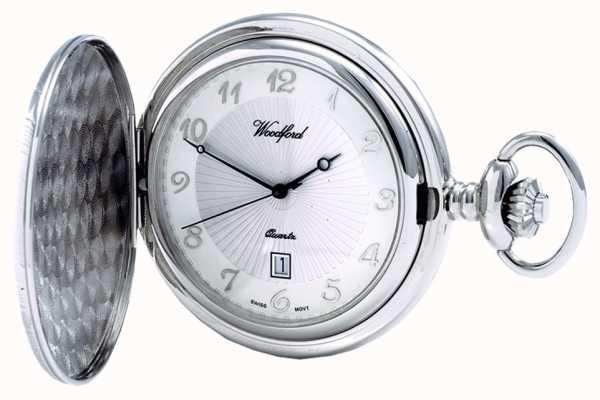 Woodford Reloj de bolsillo cazador completa 1215