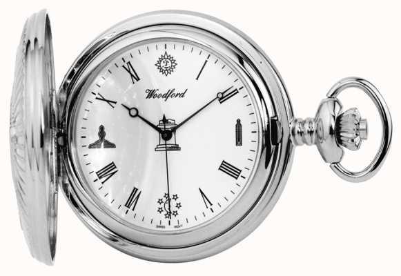 Woodford reloj de bolsillo masónico 1227