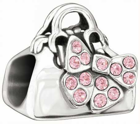 Chamilia Disney - Minnie Mouse encanta ir de compras - rosa swarovski 2025-0986