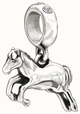 Chamilia Plata de ley w piedra - caballo - cristal de swarovski 2025-1010