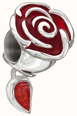 Chamilia Disney - rosa encantada de belle - esmalte rojo 2020-0707