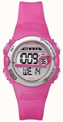 Timex Indiglo maratón digital de tamaño mediano de alarma T5K771