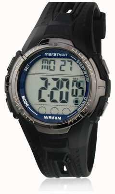 Timex Ironman reloj gris maratón T5K359