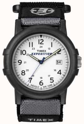 Timex Indiglo expedición camper reloj T49713