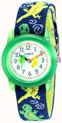 Timex Niños geckos reloj estiramiento T72881