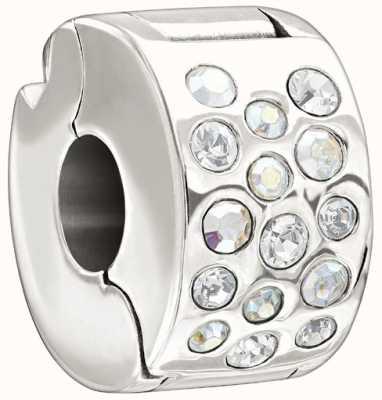 Chamilia Bloqueo Trémula - swarovski cristal iridiscente 2025-0984