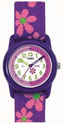 Timex Aprenda a decir correa de reloj de tiempo T89022