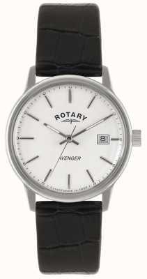 Rotary Reloj para hombre clásico vestido vengador GS02874/06