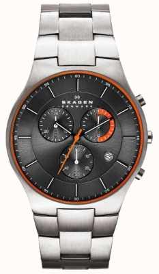 Skagen Mens Aktiv reloj de titanio SKW6076