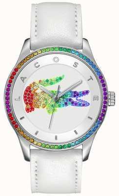 Lacoste Victoria multicolor reloj blanco 2000822
