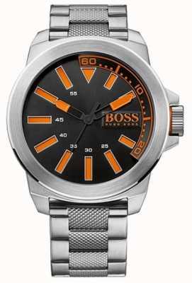 Hugo Boss Orange Para hombre reloj nuevo york 1513006