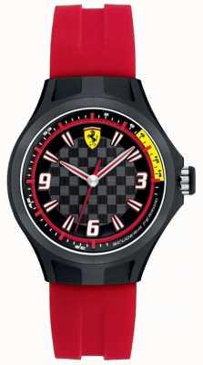 Scuderia Ferrari Correa de goma roja 0820002