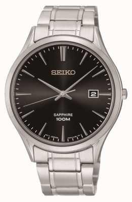 Seiko Mens Sapphire viste el reloj SGEG95P1