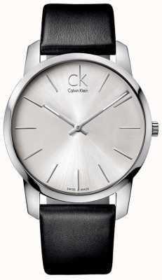 Calvin Klein reloj para hombre de la ciudad K2G211C6