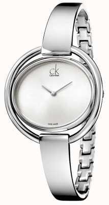 Calvin Klein Damas impetuosos ver K4F2N116