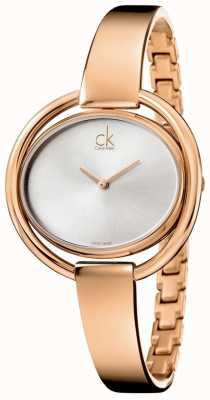 Calvin Klein Damas impetuosos ver K4F2N616