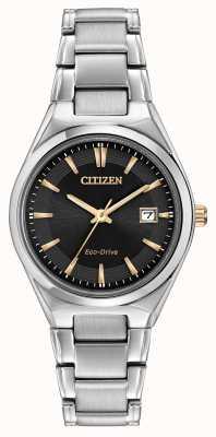Citizen Ladies Eco-Drive reloj EW1970-55H