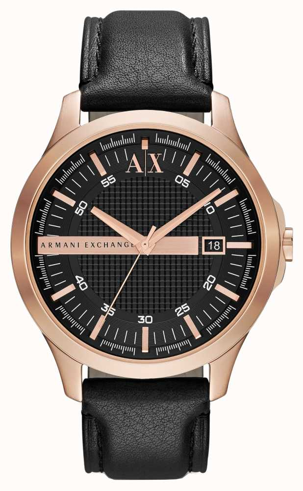 fce9d7501330 Armani Exchange Hampton Reloj Para Hombre AX2129 - First Class ...