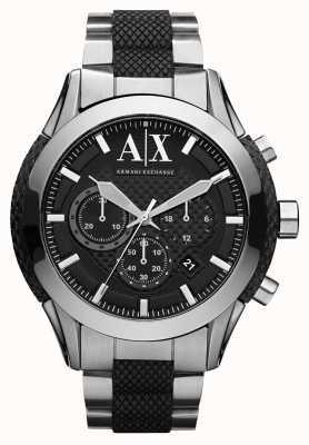 Armani Exchange reloj de pulsera de acero inoxidable activa AX1214
