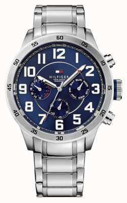 Tommy Hilfiger Trent para hombre reloj cronógrafo 1791053