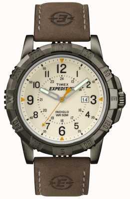 Timex Terreno accidentado expedición Indiglo T49990