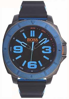Hugo Boss Orange Reloj para hombre clásico con el dial negro 1513108