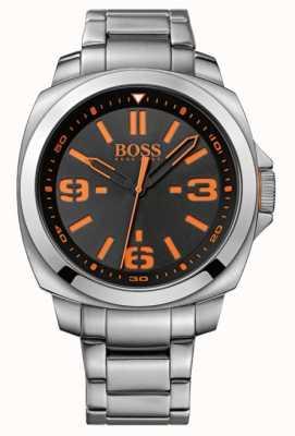 Hugo Boss Orange Reloj para hombre clásico con el dial negro 1513099