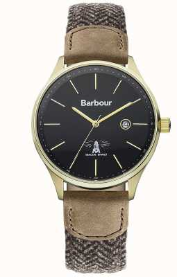 Barbour Mens Glysdale reloj BB021GDHB