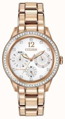 Citizen Señoras silueta reloj FD2013-50A