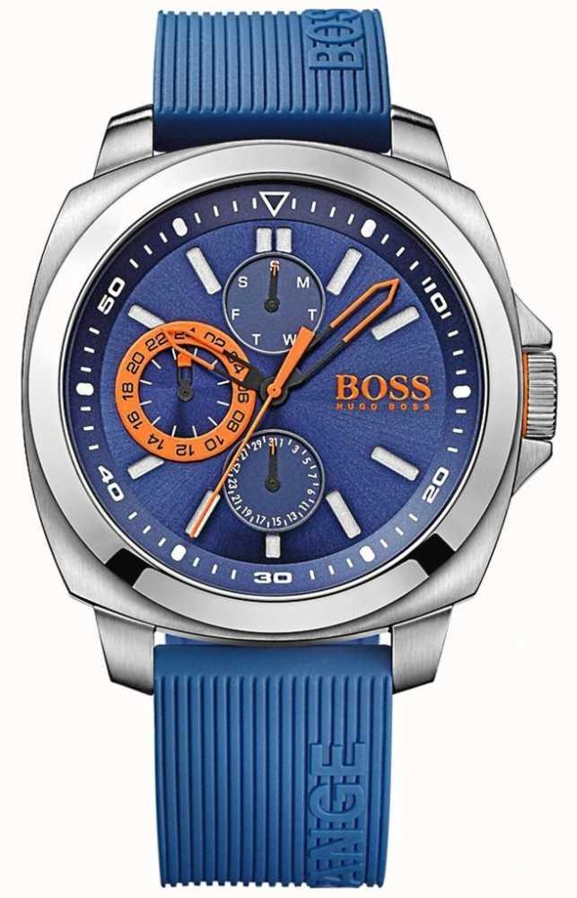 40821eec1cc1 Hugo Boss Orange Reloj Para Hombre De La Función Multi Brisbane ...